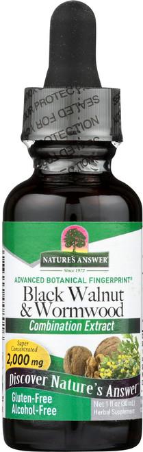 Cb Black Walnut & Wormwood Alcohol - Free