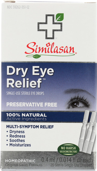 Sterile Eye Drops Dry Eye Relief™