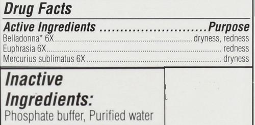 Sterile Eye Drops Dry Eye Relief™ 0.4 Ml 0.014 Fl oz