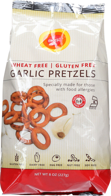 Pretzels Garlic