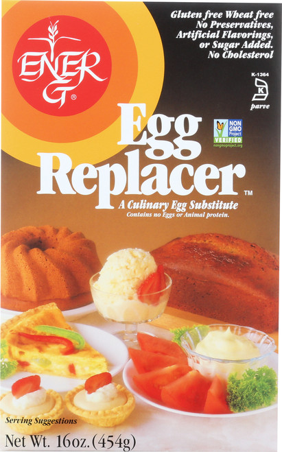 Replacer Egg