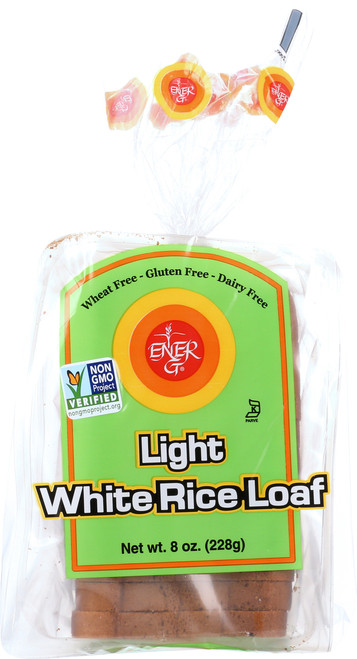 Loaf White Rice Light