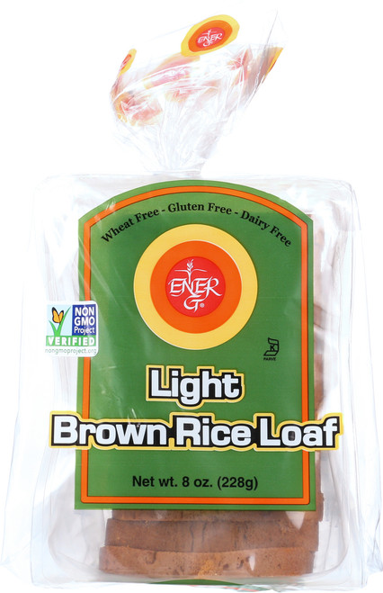 Loaf Brown Rice Light