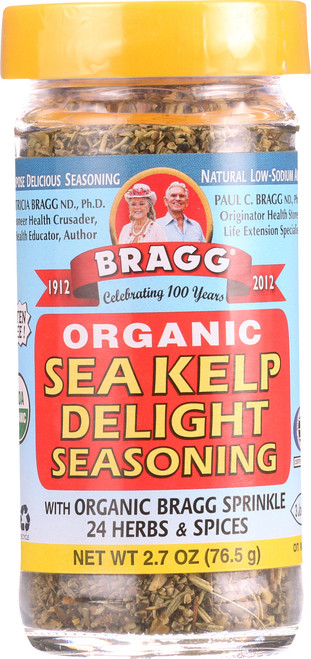 Seasoning Sea Kelp Delight