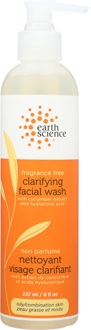 Clarifying Face Wash Fragrance Free