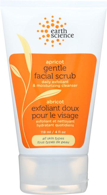 Gentle Facial Scrub Apricot