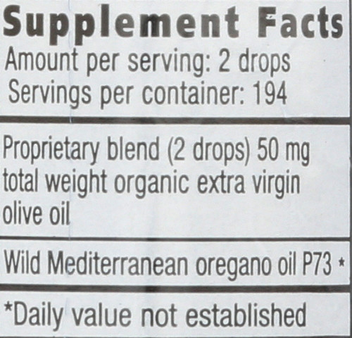 Oreganol  0.45 Fl oz 13.5 Ml