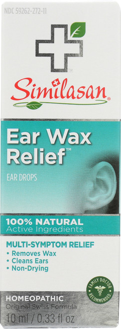 Ear Drops Ear Wax Relief