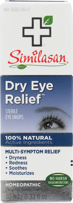 Dry Eye Relief Sterile Eye Drops