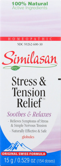 Stress & Tension Relief Globules