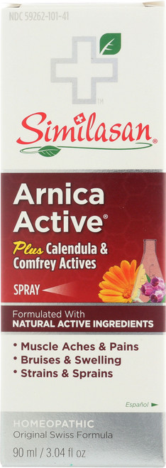 Arnica Active Skin Spray First Aid