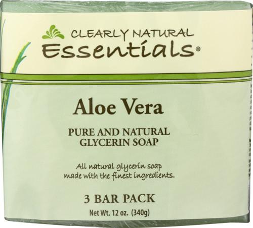 Glycerin Bar Soap Aloe Vera