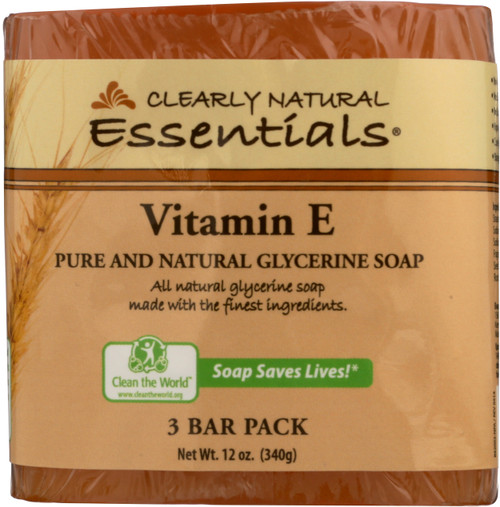 Bar Soap Vitamin E