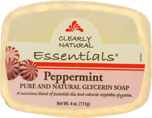 Bar Soap Essentials Glycerin Soap