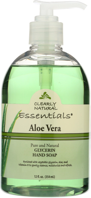 Liquid Hand Soap Aloe Vera