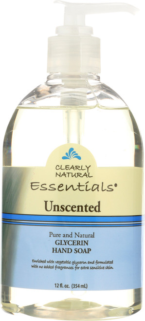 Soap Liquid With Pump Unscented
