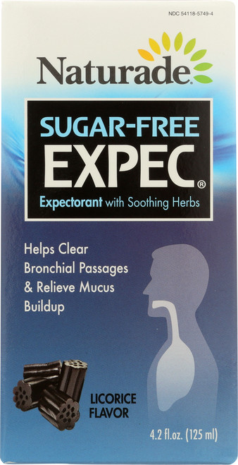Herbal Expectorant Sugar Free Cherry