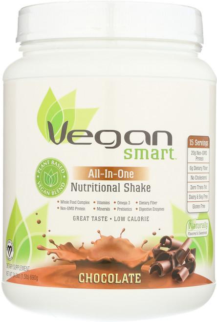 Vegan Smart™ Nutritional Shake Chocolate
