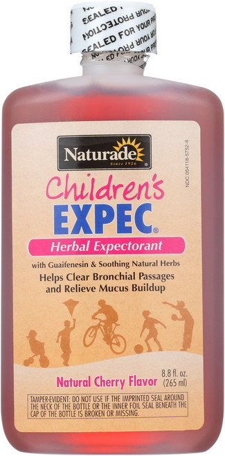 Expec Child'S Cough Syrup