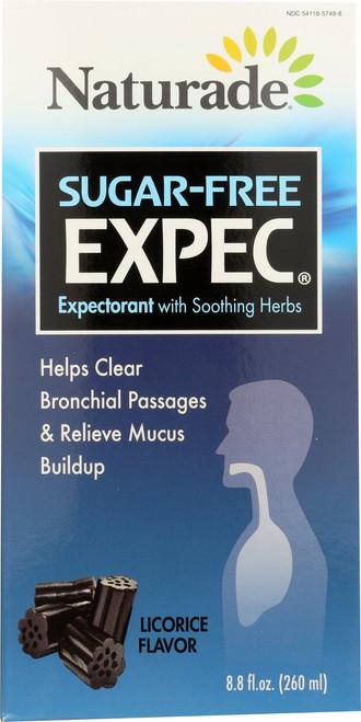 Herbal Expectorant Sugar Free Cherry