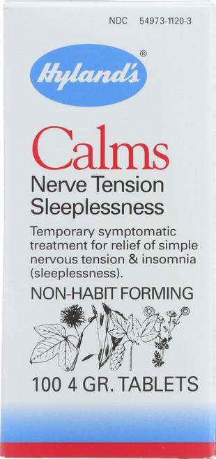 Calms Tablets