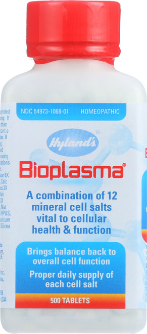 Bioplasm Cell Salts