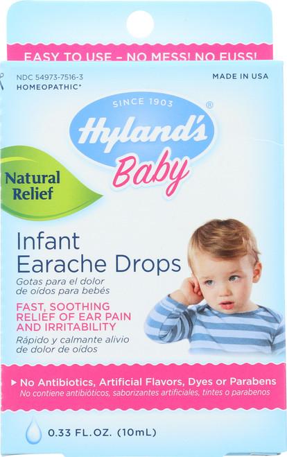Baby Earache Drops