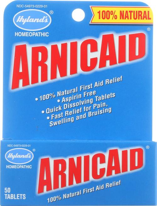 Arnicaid Tablets
