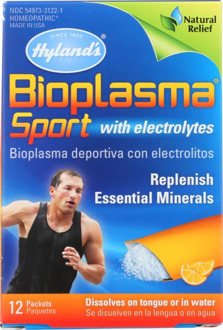 Bioplasma Sport With Electrolytes