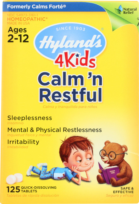 Calm 'N Restful 4 Kids