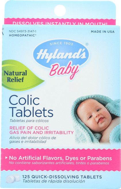 Baby Colic Tablets