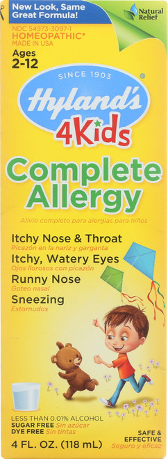 Complete Allergy 4 Kids