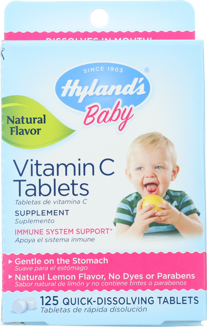 Baby Vitamin C Tablets