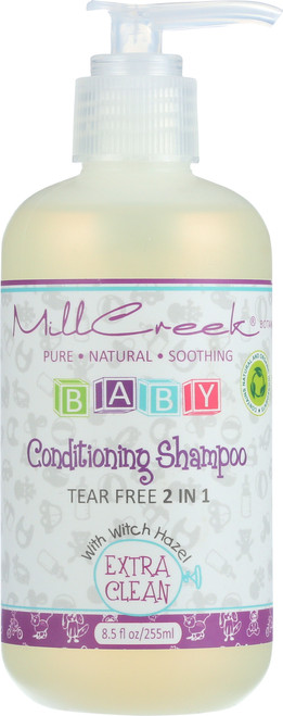 Baby Shampoo/Conditioner Tear Free