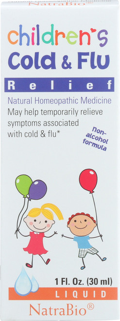 Children'S Cold & Flu