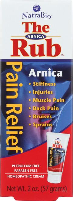The Arnica Rub