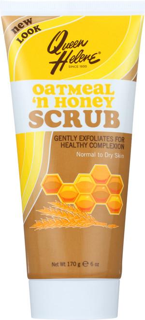 Facial Scrub Oatmeal N' Honey