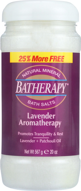 Batherapy Salt Lavender