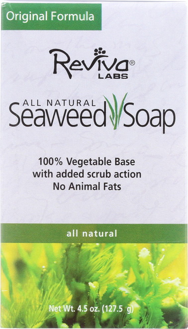 Soap Bar Seaweed