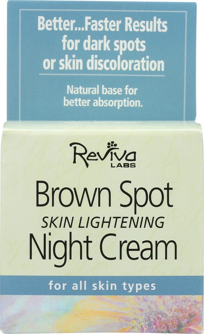 Night Cream Brown Spot