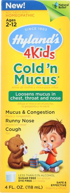 Cold'N Mucus 4 Kids