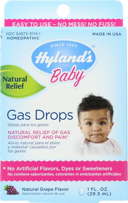Baby Gas Drops