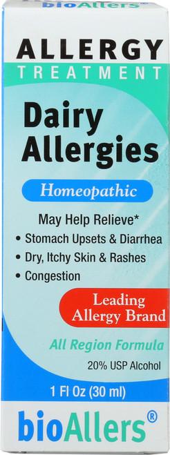 Dairy Allergies