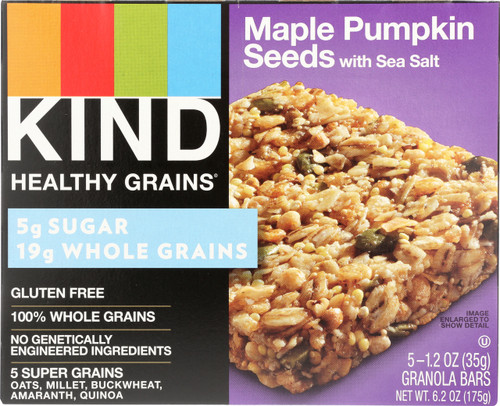 Healthy Grains® Bars Maple Pumpkin Seeds