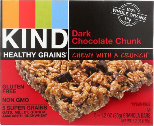 Granola Bars Dark Chocolate Chunk