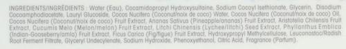 Body Wash Coconut 18 Fl oz 532 Ml