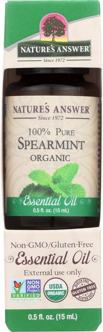 Essential Oil Spearmint Organic