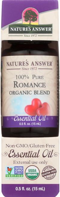 Essential Oil Romance Organic Blend