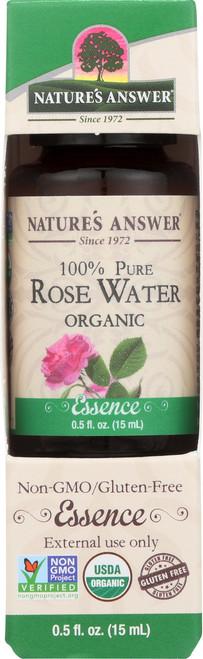Essential Oil Rose Water Organic
