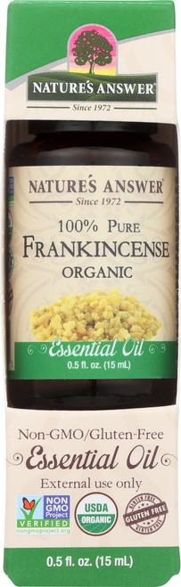 Essential Oil Frankincense Organic